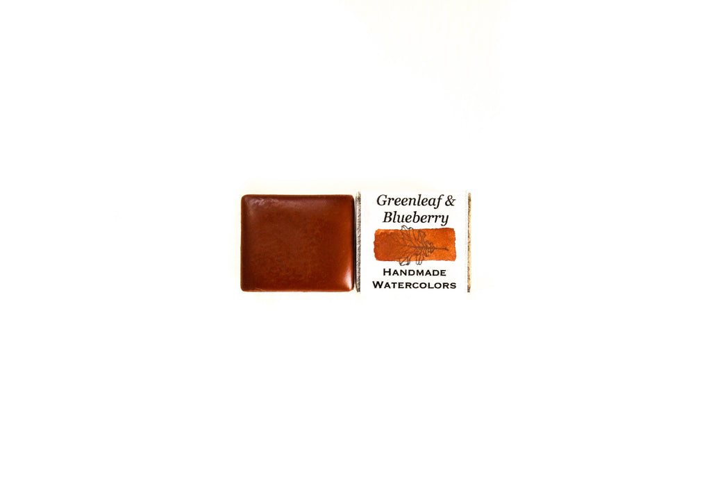 Red Ochre (Half-Pan)