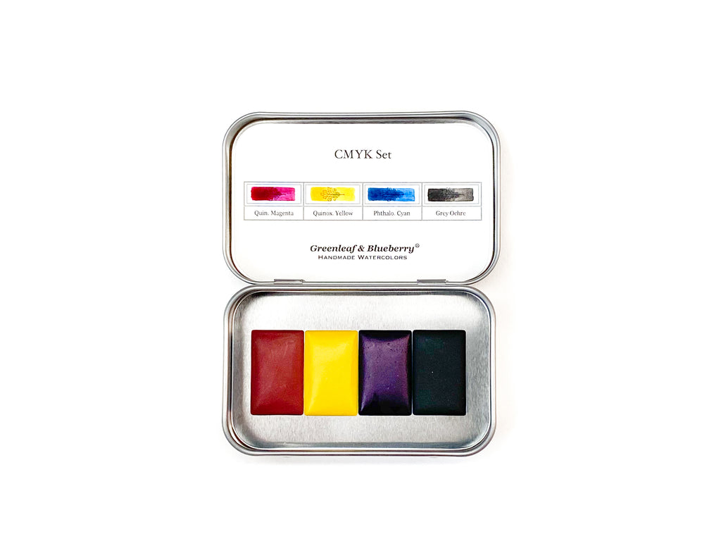 CMYK Set (Full-Pans)