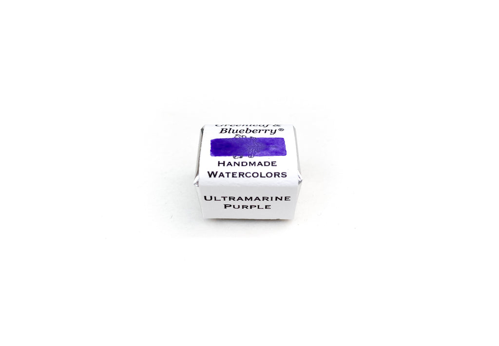 Ultramarine Purple (Half-Pan)