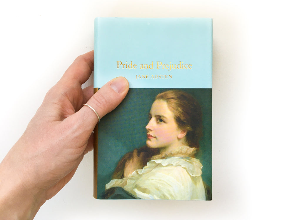 Pride & Prejudice by Jane Austen