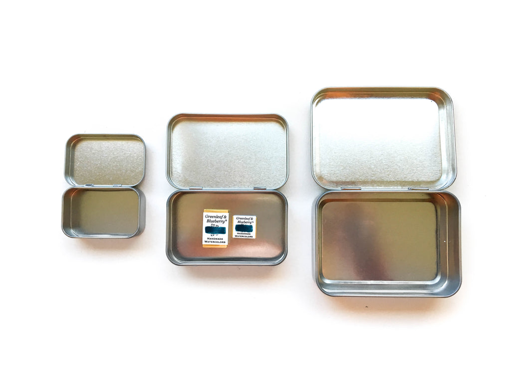 Empty Palette Tin (Medium)
