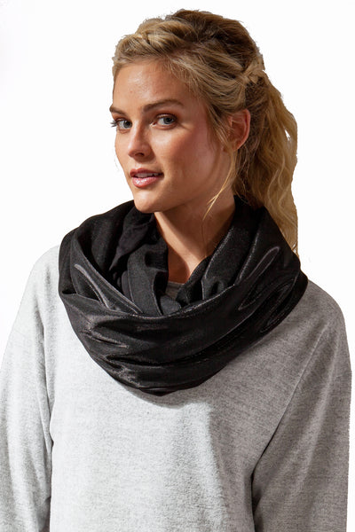 Moonless Night Infinity Scarf