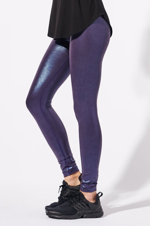 Laila Metallic Legging - LIMITED EDITION