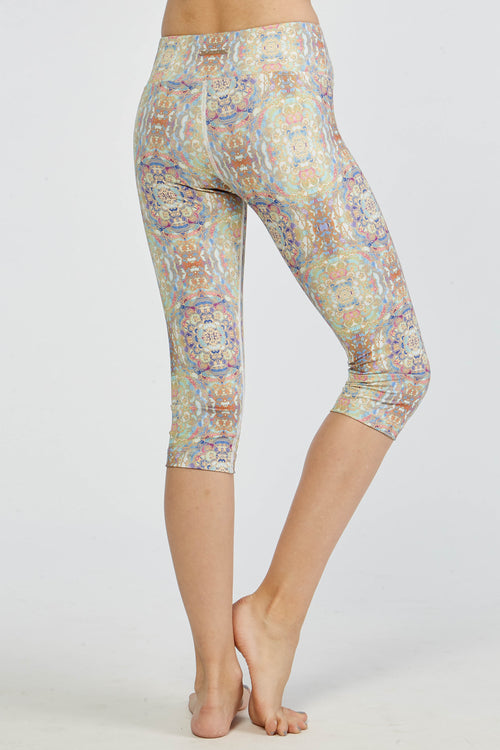 Stained Glass Capri for Girls