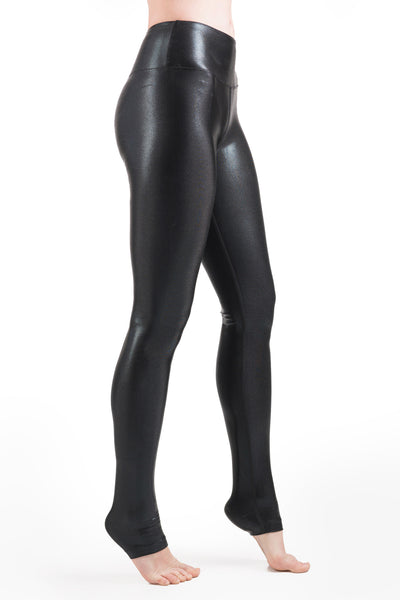 Laila Metallic Legging - Long Length