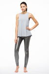 Laila Metallic Legging Regular Length