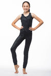 Riya Shimmer Jumpsuit for Girls