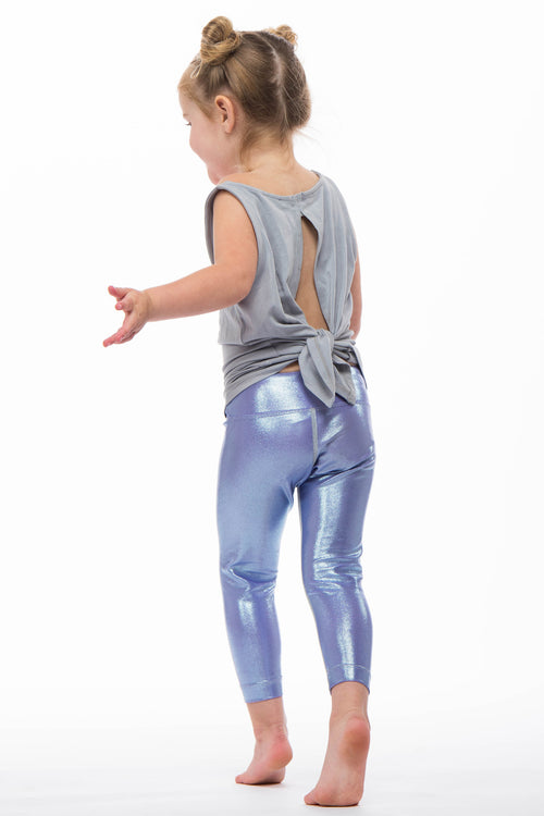 Laila Metallic Legging for Toddlers