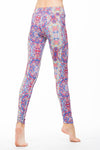 Stained Glass Legging for Girls