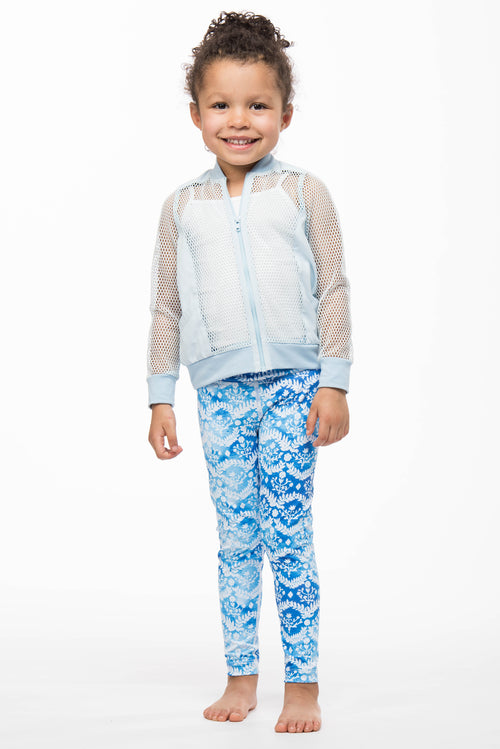 Keya Mesh Bomber for Toddlers