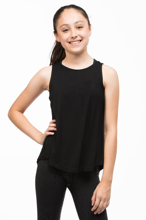 Printed Uma Top for Girls