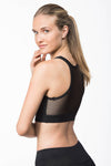 Gold Janna Sports Bra