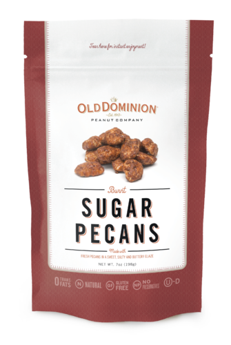 picture of old dominion sugar pecan bag