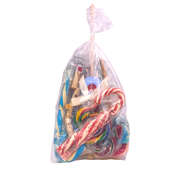 Oops! Candy Cane and Lollipop Grab Bag