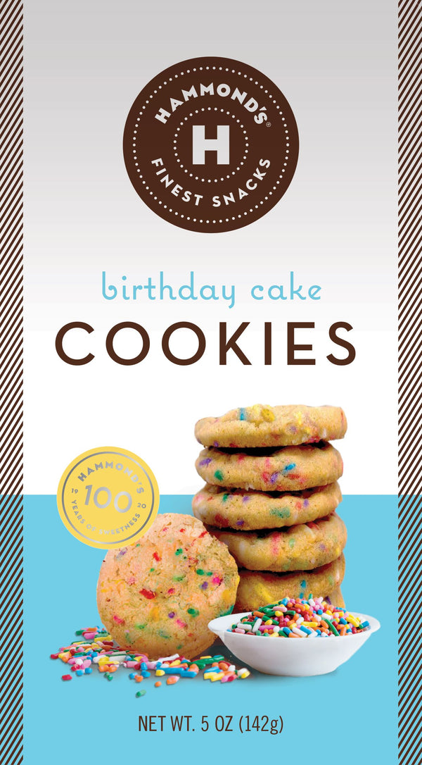 Birthday Cake Cookie Bundles