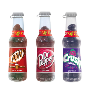 Jelly Belly Soda Bottles