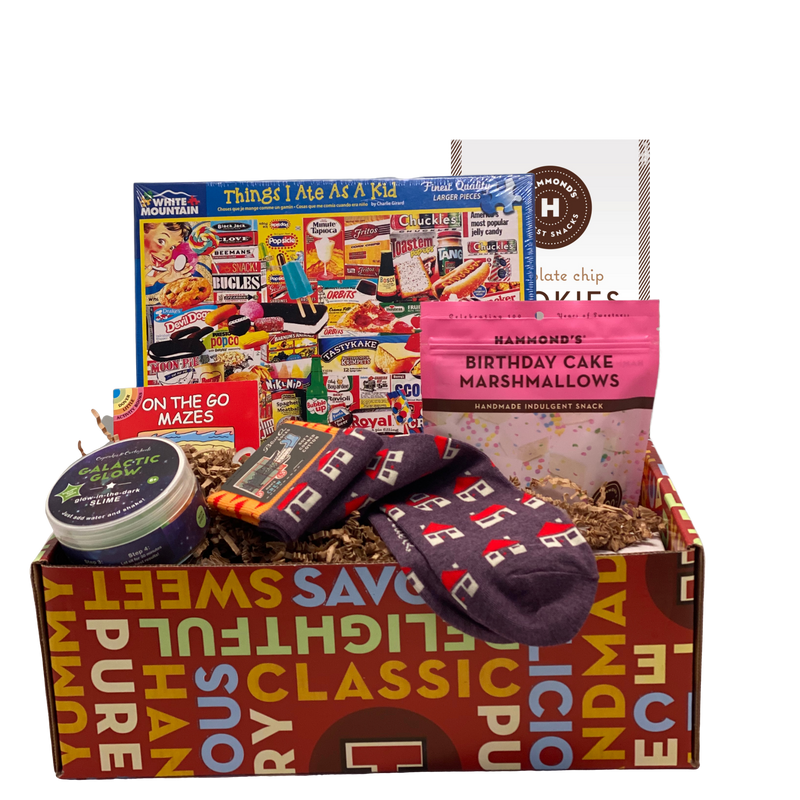Stir Crazy Gift Box
