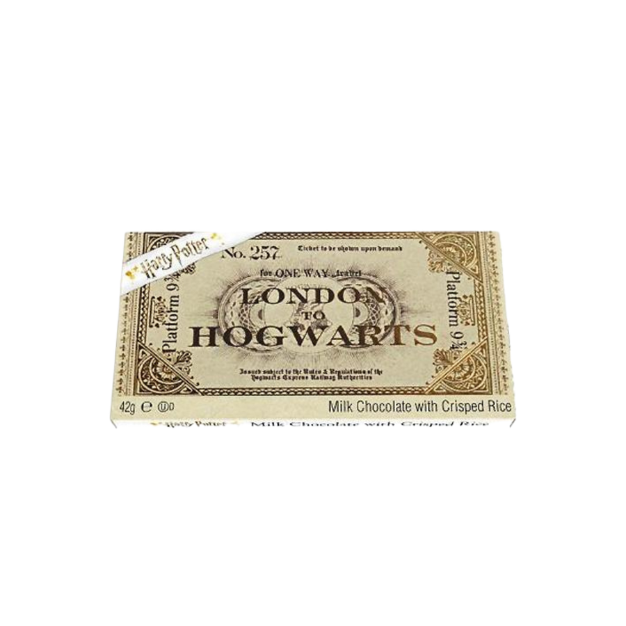 Harry Potter London To Hogwarts Ticket