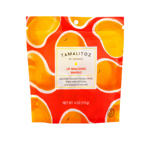 Tamalitoz Lip Smacking Mango 4oz