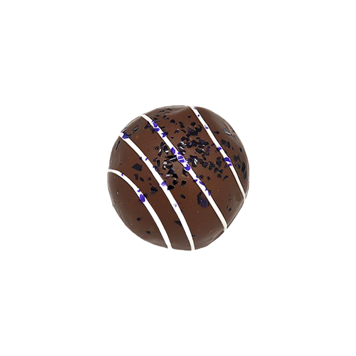 Huckleberry, Milk Chocolate Truffle