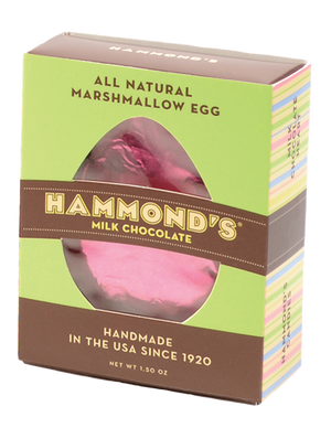 Marshmallow Milk Chocolate Egg