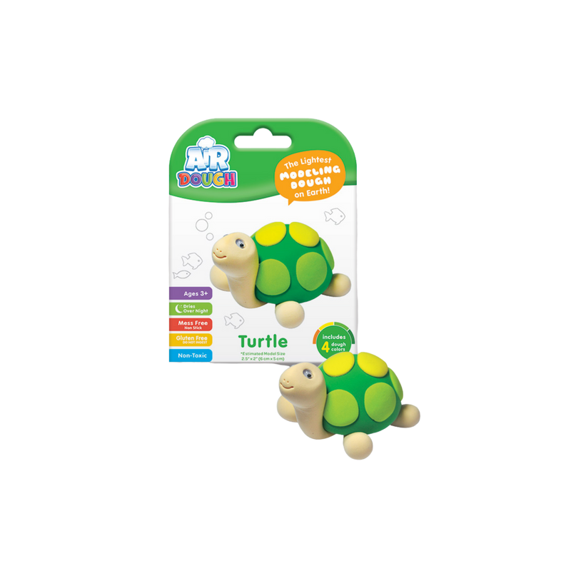 Turtle Air Dough