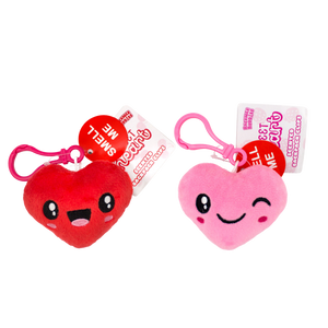Scented Heart Back Pack Buddy Set