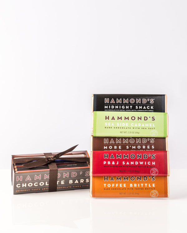 Chocolate Bar 5-Pack