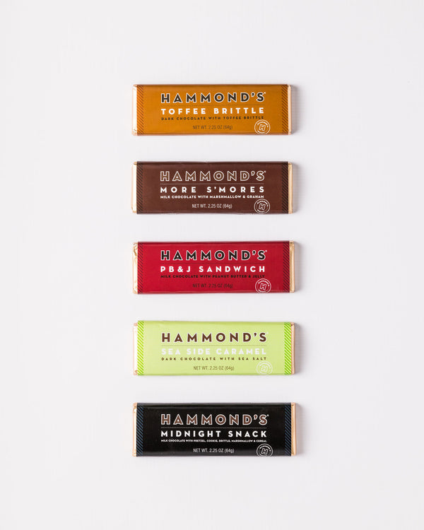 Chocolate Bar 5-Pack 2