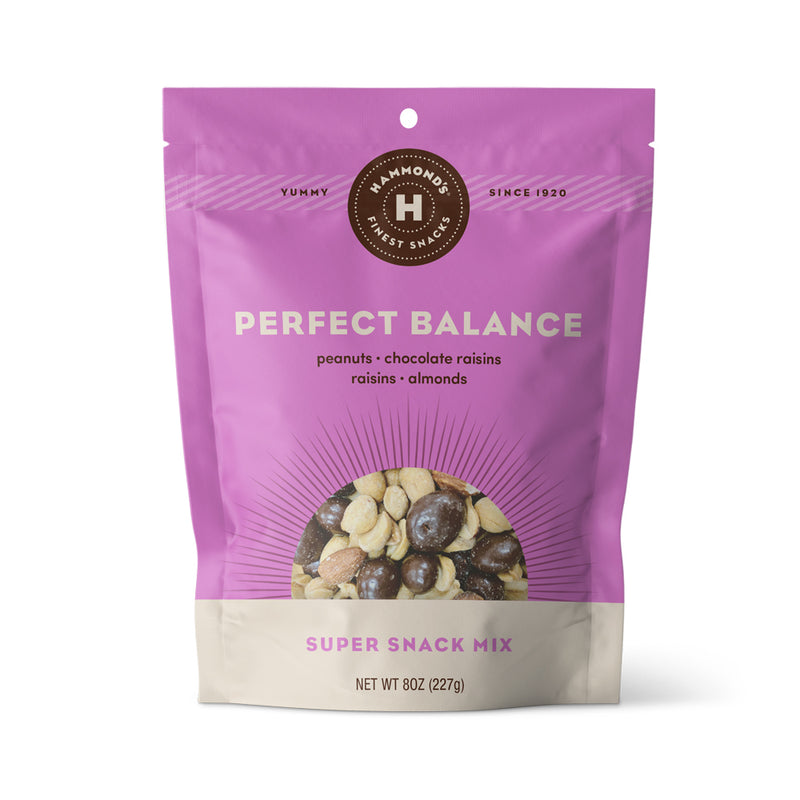 The Perfect Balance Snack Bag