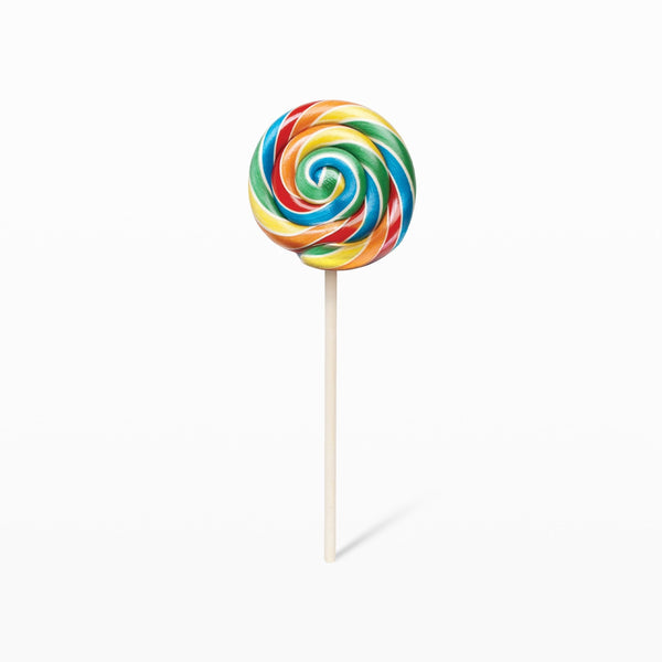 Rainbow Blast Lollipops 1 oz.