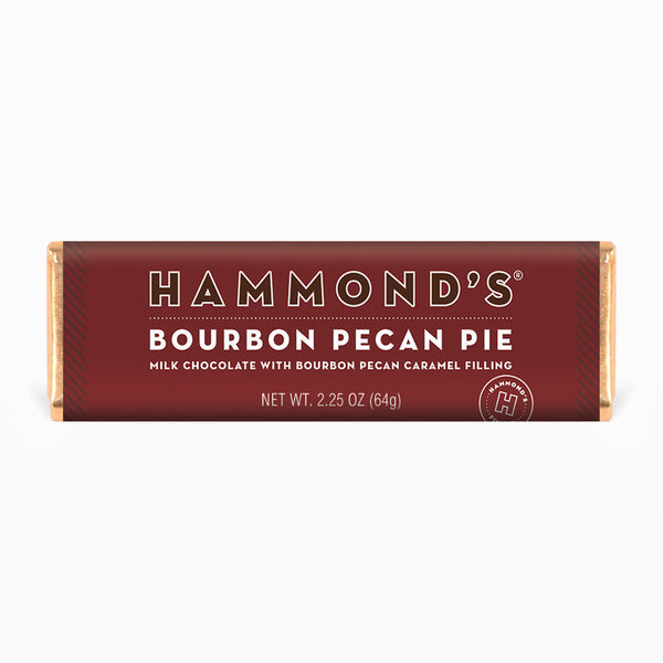 Bourbon Pecan Pie Chocolate Bar