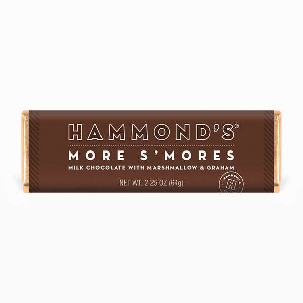 More Smore Milk Chocolate Candy Bar