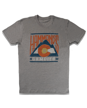 Hammond's Candies Colorado Short-Sleeve T-Shirt