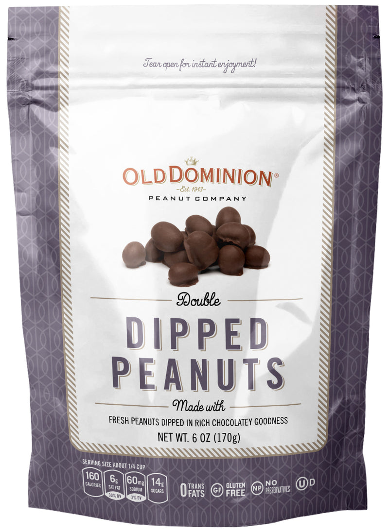 Old Dominion Double Dipped Peanuts