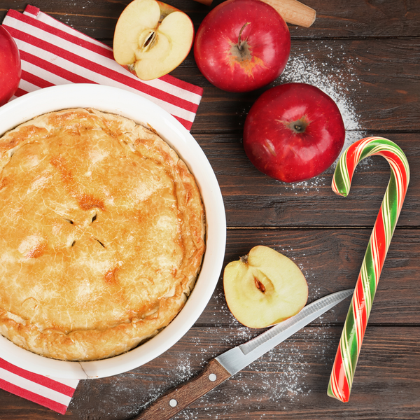 Apple Pie Candy Cane social media picutre