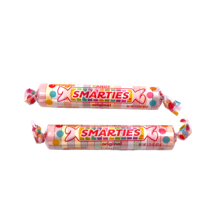 A Pack of 2 Mega Smarties