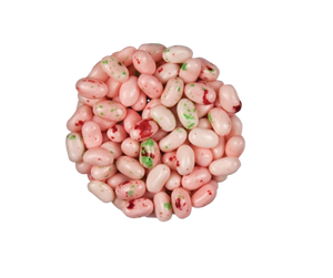 Candy Cane Jelly Belly