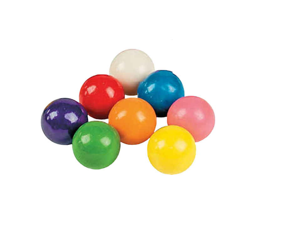 Assorted Gum Balls