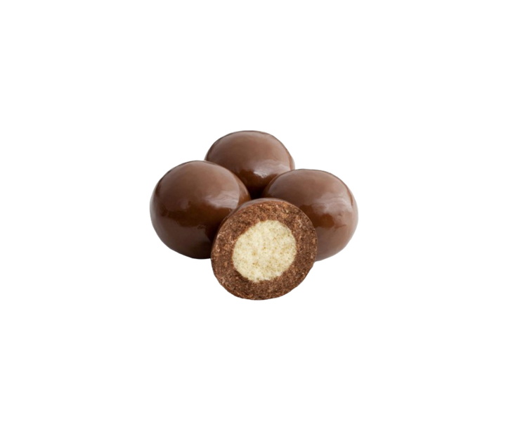 Milk Chocolate Triple Dipped Malt Balls