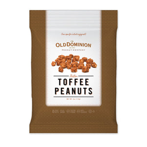 Old Dominion Toffee Peanuts Grab and Go Bag