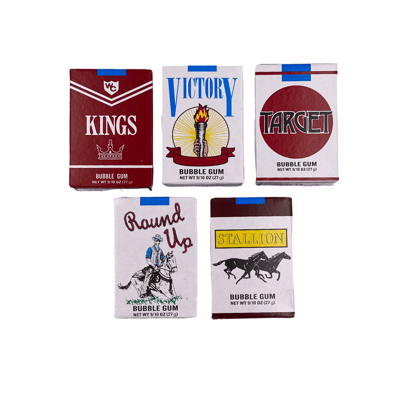 Candy Cigarette Sticks