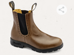 Blundstone women's boot in brown