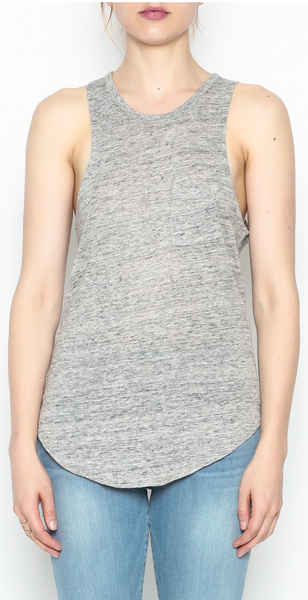 Chaser pocket tank in grey