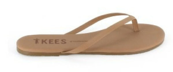 Tkees cocoa butter color, sandals