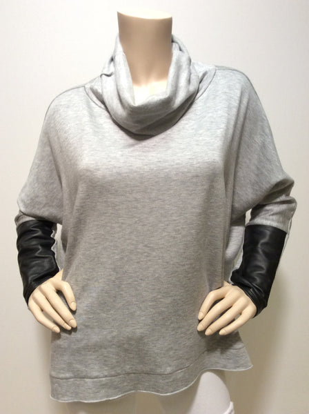 Generation Love Clara Leather Sweater