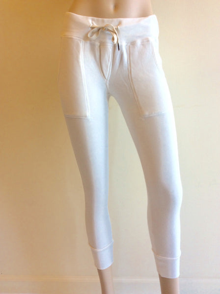NSF Rue Sweatpants in soft white