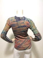 Aviator Nation tye dye thermal Multi
