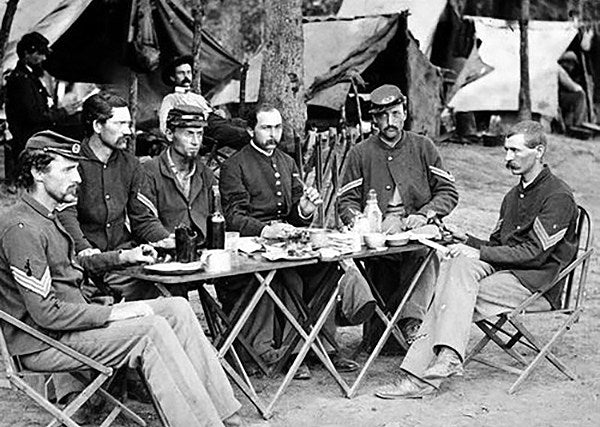 The Impact Of Coffee On The US Civil War.