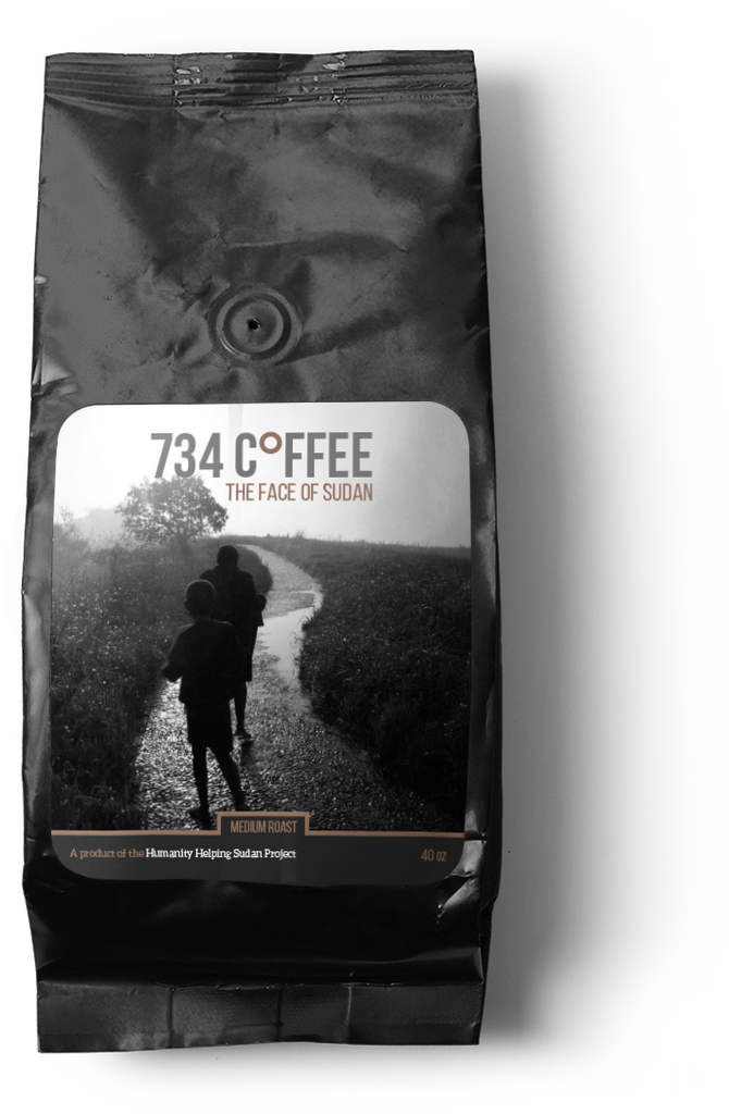 Grande 734 Coffee - Medium Roast